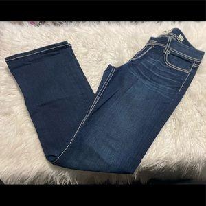 Womens BKE Denim Addison Boot Jeans, Size 30Rx31.5